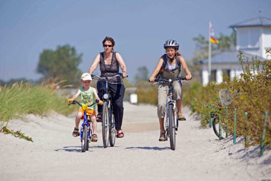 Aparthotel Am Weststrand: Family Holidays